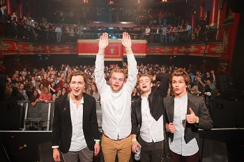 """Latvių grupė """"Carnival Youth"""" laimėjo prestižinį Europos apdovanojimą"""