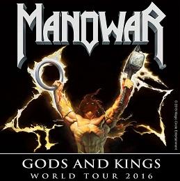 """Gineso rekordininkai """"Manowar"""" pasauliniame ture užsuks ir į Lietuvą"""