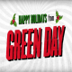"""Nutrūtkgalviai """"Green Day"""" pateikė siurprizą – Kalėdinę dainą"""