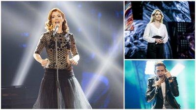 """Nacionalinė atranka į 2016 m. """"Euroviziją"""": mažojo finalo nugalėtoja tapo Erica Jennings"""