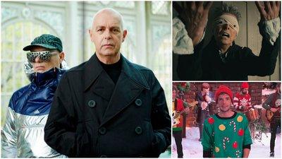 """""""Music.lt"""" Top 40: naujasis """"Pet Shop Boys"""" hitas """"Inner Sanctum"""" užkariauja top'ą"""