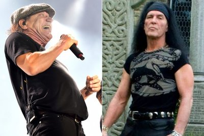 """""""AC/DC"""" buvęs vokalistas galbūt pakeis Brian Johnson, bet tik vienam pasirodymui"""