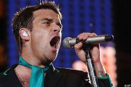 Robbie Williams'as ir