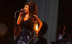 Būsimajame Amy Winehouse albume gali skambėti ir J. Timberlake'o balsas