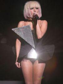 Rusijoje pop žvaigžės Lady GaGa seksualumas liko nesuprastas