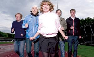 Birželio mėnesį naują nepilną albumą išleis švedų grupė