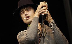 Dėl narkotikų vėl įkliuvusiam P. Doherty teko atšaukti koncertą