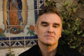 Liepos pradžioje Rygoje koncertuos Morrissey
