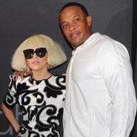Lady GaGa ir Dr. Dre pristatė naujo tipo ausines (+ foto)