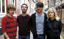Naują kūrinį pristato Velso indie muzikos atstovai