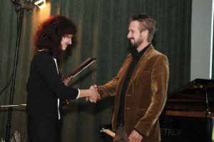 Linas Adomaitis pelnė apdovanojimą Pasaulinės muzikos dienos proga