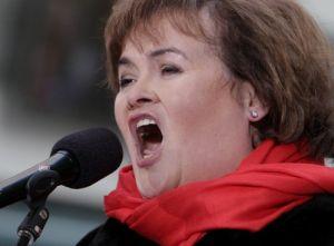 """Britų albumų topo viršūnėje - antrasis Susan Boyle albumas """"Someone To Watch Over Me"""""""