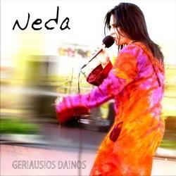 """Neda pristato naują dainą """"Popieriniai laivai"""" (+ audio)"""