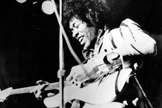 Kitais metais Sietle bus atidarytas gitaros formos Jimi Hendrix'o parkas