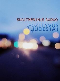 Elektroninės muzikos kūrėjas Pozityvūs Judesiai pristato rudeniu dvelkiančią dainą (+ audio)