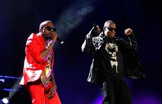 Už koncertą šešioliktame šeicho dukters gimtadienyje Jay Z ir Kanye West'as gavo po 2 milijonus svarų