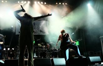 """Naujovės festivalyje """"Velnio akmuo"""": trys scenos ir platesnis muzikos spektras"""
