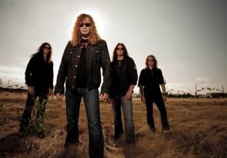 """Pirmą kartą į Lietuvą atvyksta sunkiojo metalo žvaigždės """"Megadeth"""""""