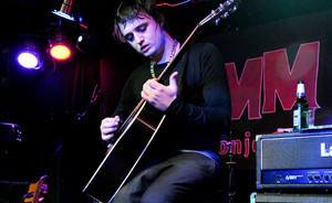 Pete'as Doherty naujam soliniam albumui jau paruošė 12 kūrinių