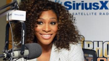Teniso žvaigždė Serena Williams nutarė išbandyti save reperės vaidmenyje (+ audio)
