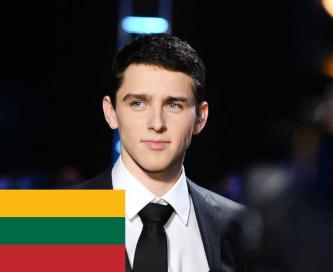 """Lažybų tarpininkai: D. Montvydas suklups ties """"Eurovizijos"""" finalo slenksčiu"""