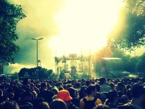 """Vasaros muzikos festivaliai jungiasi prie akcijos """"Festivalink!"""""""