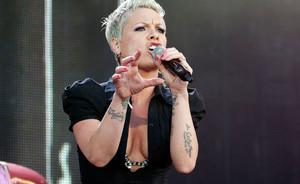 Naujajame Pink albume kviestine žvaigžde taps Lily Allen