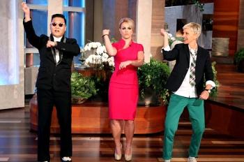 JAV televizijos laidoje - Britney Spears