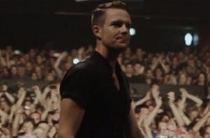"""""""The Killers"""" išleido epišką vaizdo klipą, koncertuos """"MTV EMA"""" apdovanojimuose bei """"X Factor"""" finale"""