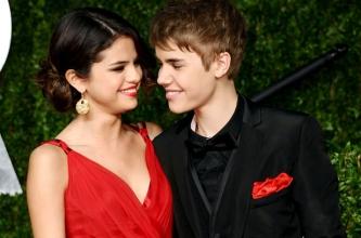 Iširo viena populiariausių pasaulio porų - Justin'as Bieber'is ir Selena Gomez