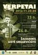 """Meno ir muzikos festivalis """"Verpetai"""" devintą kartą apgaubs Varėną"""