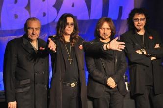 """""""Black Sabbath"""" paskelbė: naujasis jų albumas vadinsis """"13"""""""