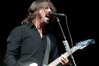 Dave'as Grohl'as: