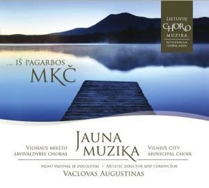 """Choras """"Jauna muzika"""" išleido naują kompaktinę plokštelę """"... iš pagarbos MKČ"""""""