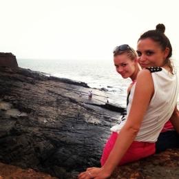 """""""Pinup Girls"""" merginos atostogoms pasirinko Indiją"""