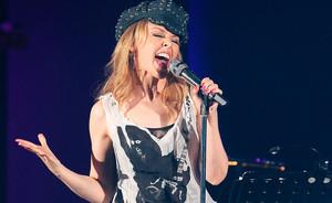 Kylie Minogue prisijungė prie reperio Jay Z valdomos