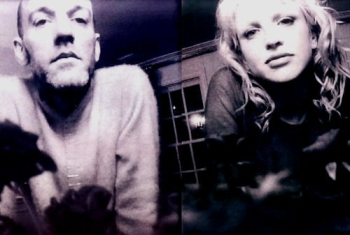 Johnny Depp'o jūros muzikos rinkiniui bendrą dainą įrašė M. Stipe'as ir C. Love (+ audio)