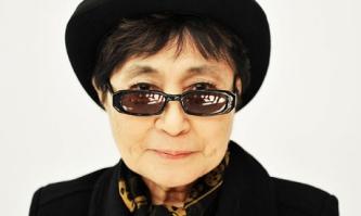 Šiandien 80-metį švenčia Yoko Ono