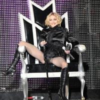 Sėkmingiausias 2008-ųjų metų gastroles surengė Madonna (+ foto galerija)