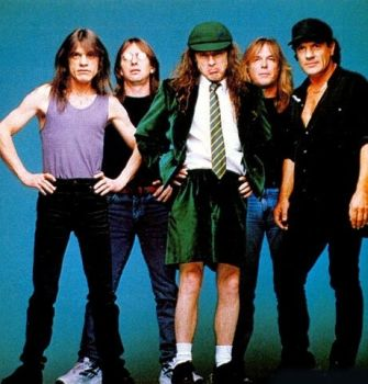 Į Lietuvą atvyksta australų legendos AC/DC!