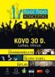 "Šeštadienį ""Lofte"" – jungtinis ""Krambambulya"", ""Neuro Dubel"" ir ""Biplan"" koncertas"