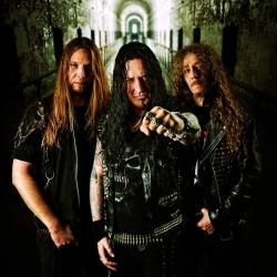 Vokietijos thrash metal veteranai -