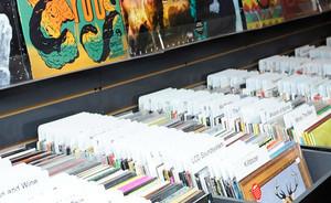 Londone duris atvėrė vinilinių plokštelių biblioteka