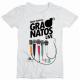 """Muzikos festivaliui """"Granatos Live"""" – išskirtiniai dizainerės Kristinos Kruopienytės marškinėliai"""