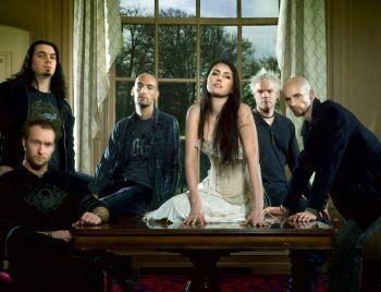 """Rugsėjo pabaigoje pasirodys naujas """"Within Temptation"""" EP albumas"""