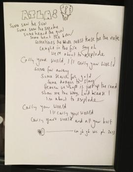 """Coldplay įrašė filmui """"Bado žaidynės. Ugnies medžioklė"""" skirtą dainą"""