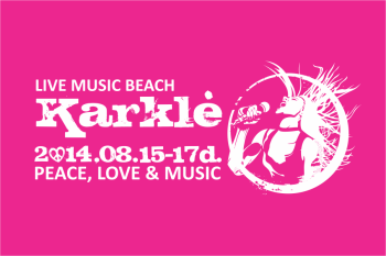 """""""Karklė Live Music Beach 2014"""" – valstybė valstybėje"""