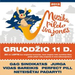 Gruodžio 11 d. Lietuvos muzikos žvaigždės surengs labdaringą koncertą