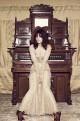 Švelnusis dainininkės Katie Melua balsas pavasarį kerės Vilniaus publiką