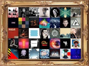 2013-ųjų metų muzikos derlius: sėkmingiausių albumų TOP 100